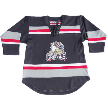 Sublimasi slim fit ice hockey jersey