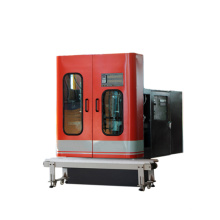 Machine de soufflage de corps creux en plastique entièrement automatique à 4 cavités