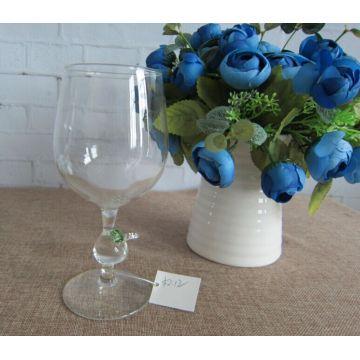 Borosilikatglasbecher für Urlaubsdekoration