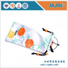 Microfiber Camera Pouch with Drawstring