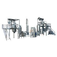 LTN-0.5/125  Low Temperature hemp oil Moringa ginkgo Extraction equipment