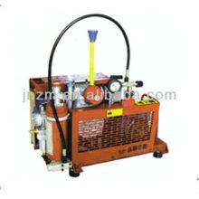 Bombas de enchimento do ar da respiração WG20-30J para o cilindro de SCBA