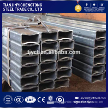 good welded tube 666 square steel tube price per kg stk400 steel welded tube 666