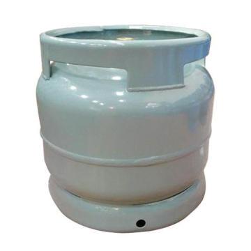 Cylindre de gaz LPG et réservoir de gaz en acier as-LPG-6kga