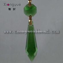 DX07 green crystal Chandelier Drop