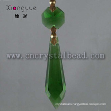 Hot selling hanging chandelier drop crystal jewelry bead