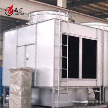VENTE CHAUDE circuit de flux croisé gros fluide fermé tour de refroidissement prix inférieur