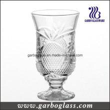 6oz de vidrio de té con diseño de Oriente Medio