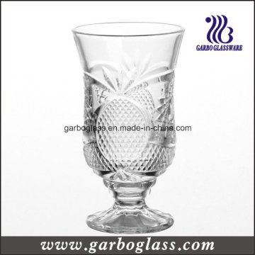6oz Tea Glass with Middle East Design