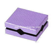 Luxury Cardboard Gift Paper Jewelry Box