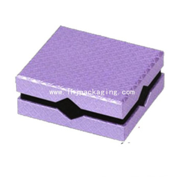 Luxury Cardboard Gift Paper Jewelry Box