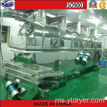 Asid Fumaric Acid Vibrating Bed Drying Machine