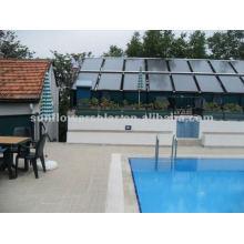 Sistemas de calefacción solar para piscinas