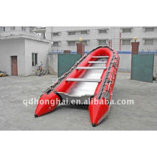 Barco de pesca de aluminio CE HH-S360 usado
