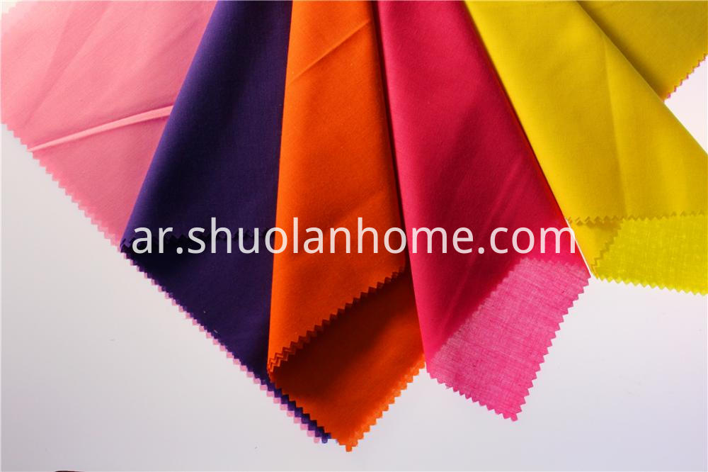 Polyester Cotton Fabric Pocketing Fabric