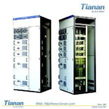 50 (60) Hz, 380 ~ 660 V / Gck1 / IEC439 Aparelhagem Secundária / Trifásica / Baixa Tensão / Isolada a Ar