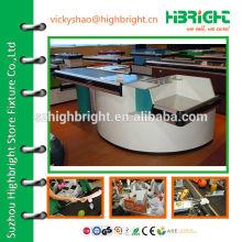 high fashion Top quality supermarket cashier stand