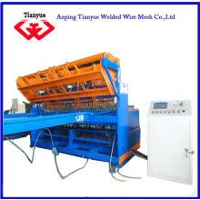 Machine à mailles métalliques soudées entièrement automatiques (TYC-09)