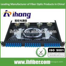 Fixed Rack-mount Fiber Optic Patch Panel/mini ODF/terminal box