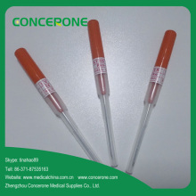 14G Pen Like IV. Catéter de cánula para infusión repetida