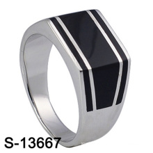 Classic Design Fashion Jewelry Sterling Silver Man Ring