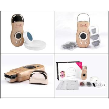 Beauty Equipment Skin Care Blue Light LCD Epilator