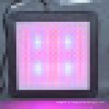 O diodo emissor de luz quadrado novo quente de Sale120W cresce a luz