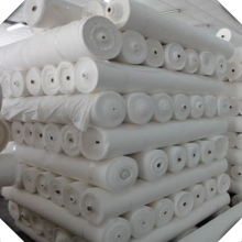 Poly/Cotton Twill White Clothing Material Fabric