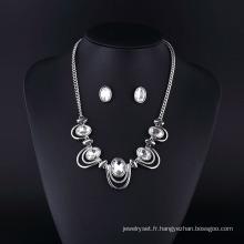 2016 Nouveau Style Fashion Silver Plating Collier