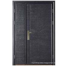 Luxurious Steel Security Door Solid Entrance Door Cast Aluminum Door