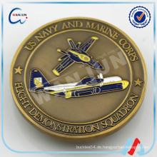 C-4 Umfassende Audit Hersteller alte Goldmünze Preis Souvenir alte Münze