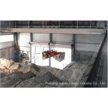 25t-35m Overhead Bridge Bucket Eot Crane for Chemical Workshop