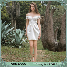 Short sexy mother of the bride dresses elegant evening gowns wedding guest dresses