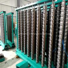 Machines à ourdir pour fil élastique