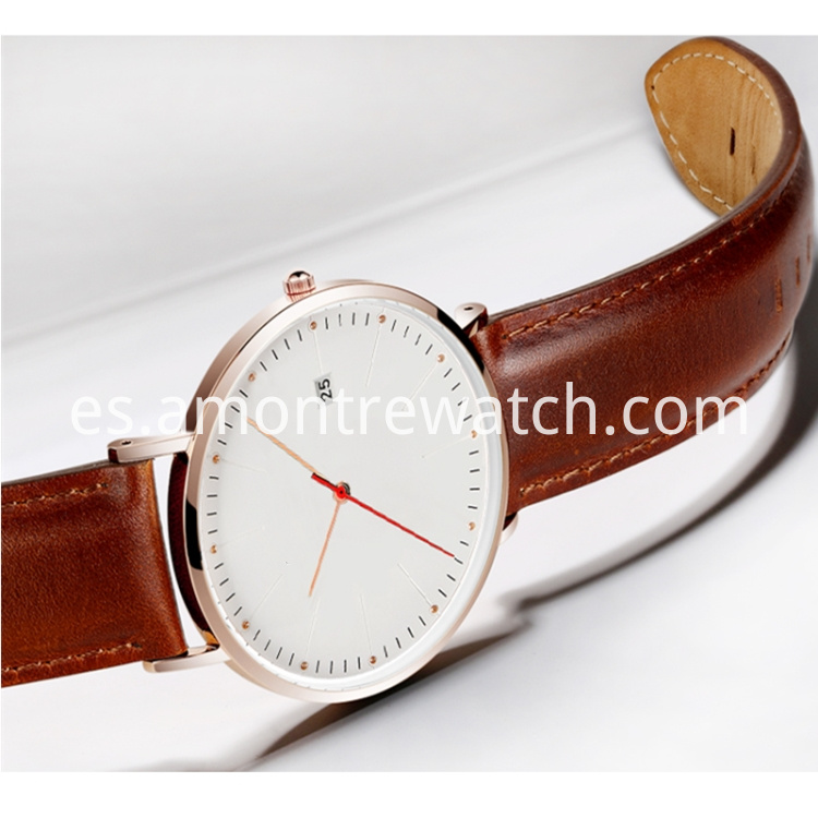 Men Rose Gold Watches