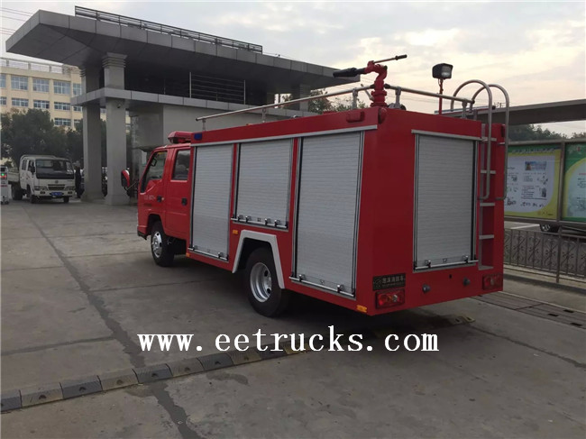 RHD Fire Vehicles