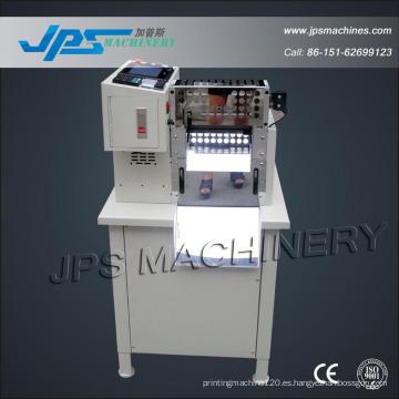 Cremallera de nylon automática, cremallera de PVC, cortador de plástico tira de cremallera