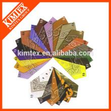 Brand unique printed custom cheap square scarves