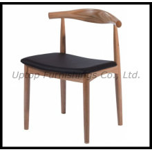Hans Wegner Cadeira de jantar em madeira maciça de cotovelo (SP-EC809)