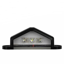 Ltl25 E Mark IP67 Waterproof LED Licence Plate Light for Trailer