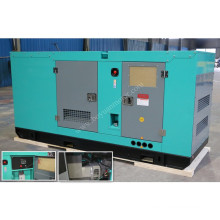 Water Cooled Diesel Engine Silent Power Generator ATS