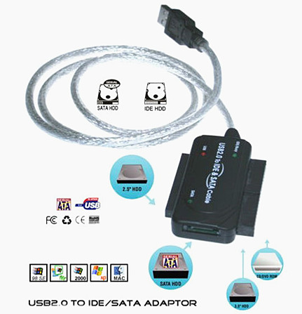 USB2.0 Cable Driver