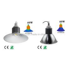 Novo! 40W 85-265V Luz de Baía Alta de 120 graus LED