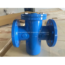 Ductile Iron T Type Strainer