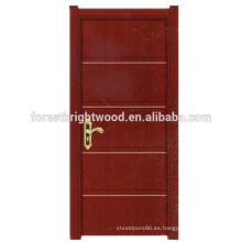 Nuevo producto Best Sale Melamine Bathroom Door
