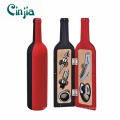 5PCS Big Bottle Red Wine Opener Tools Set for Gift