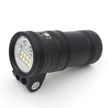 Super Bright Most Powerful 5000 Lumen LED Flashlight UV9 with Button