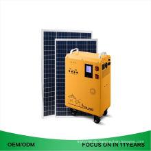 Im Freien Survivalist Solargeneratoren des Generator-500Wh für Verkauf in der Masse