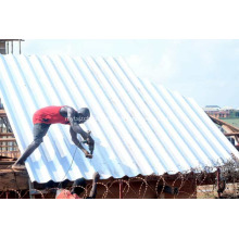 Glazed Mgo Roofing Sheet