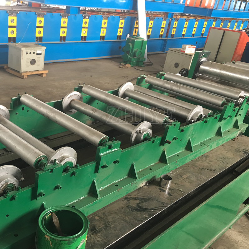 Guaranteed Two Waves Highway Guardrail Rolling Forming Machine